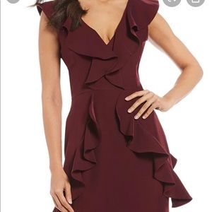 Maroon Dress..Excellent condition, like new!!